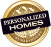 Personalized Homes by Paramount